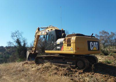 Excavadora Cat 320D2L 01